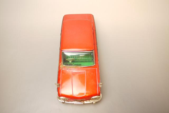 ■昭和当時物ブリキ 日野コンテッサ1300クーペ@米澤玩具製 旧車_画像6