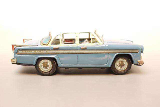■昭和当時物ブリキ プリンススカイライン@旧バンダイ製 旧車_画像7