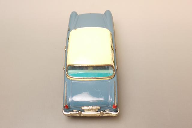 ■昭和当時物ブリキ プリンススカイライン@旧バンダイ製 旧車_画像8
