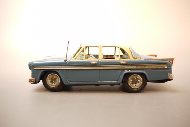 ■昭和当時物ブリキ プリンススカイライン@旧バンダイ製 旧車_画像3