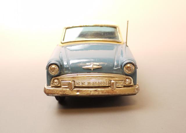 ■昭和当時物ブリキ プリンススカイライン@旧バンダイ製 旧車_画像2