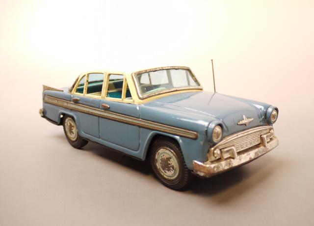 ■昭和当時物ブリキ プリンススカイライン@旧バンダイ製 旧車