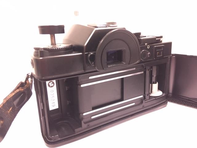★ 【美品】 LEICA/ライカ フィルム一眼レフカメラ R3 MOT ELECTRONIC ブラック ボディ  ★2742_画像9