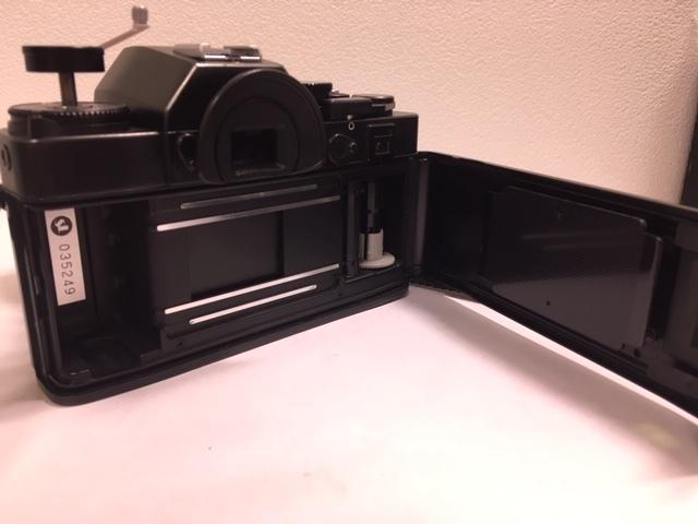 ★ 【美品】 LEICA/ライカ フィルム一眼レフカメラ R3 MOT ELECTRONIC ブラック ボディ  ★2742_画像10