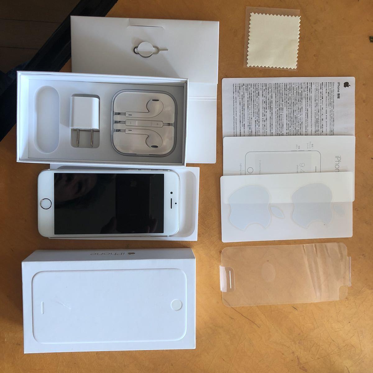 au iPhone6 ゴールド16G_画像5