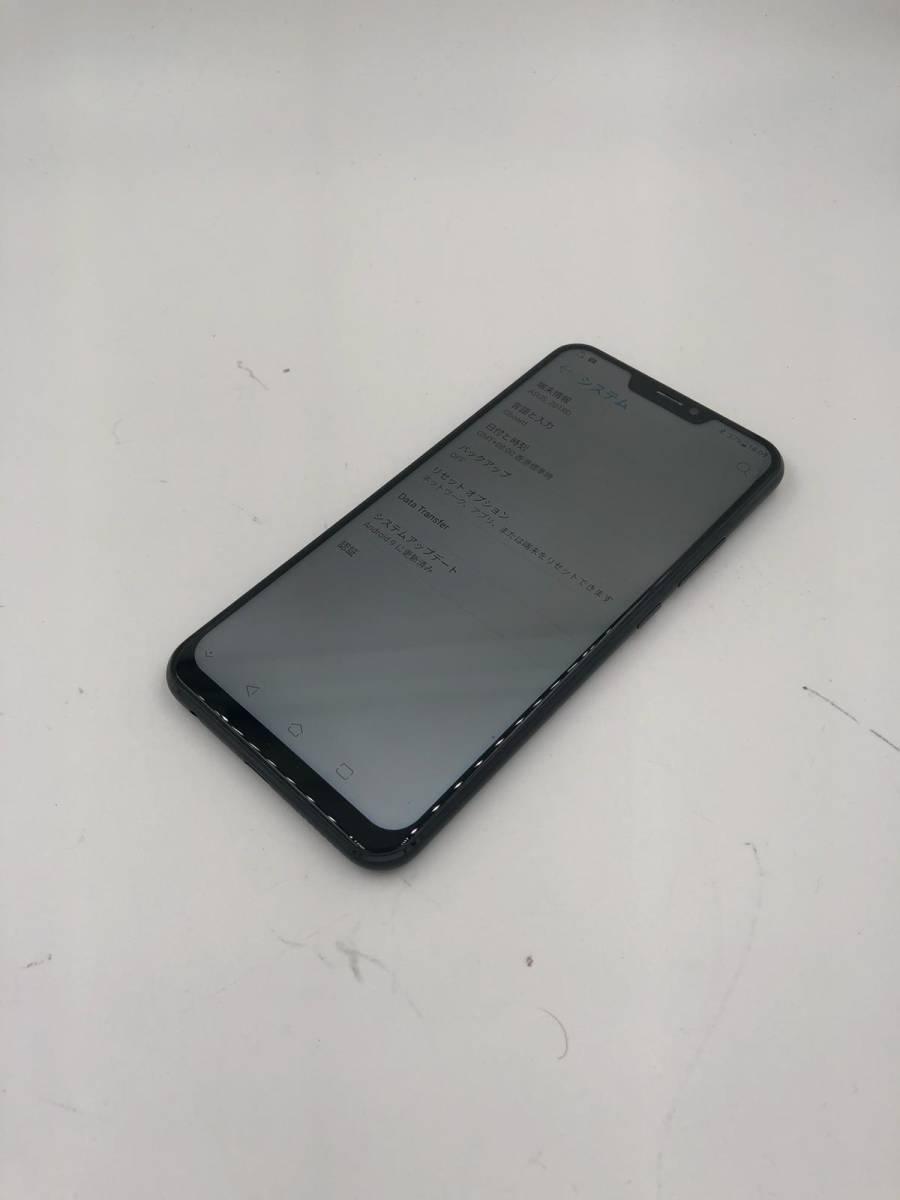 ゴールデンウィークセール★ASUS Zenfone 5Z ZS620KL Z01RD SIMフリー ブラック 香港版 美品 64gb 送料無料 355944090617002★_画像3