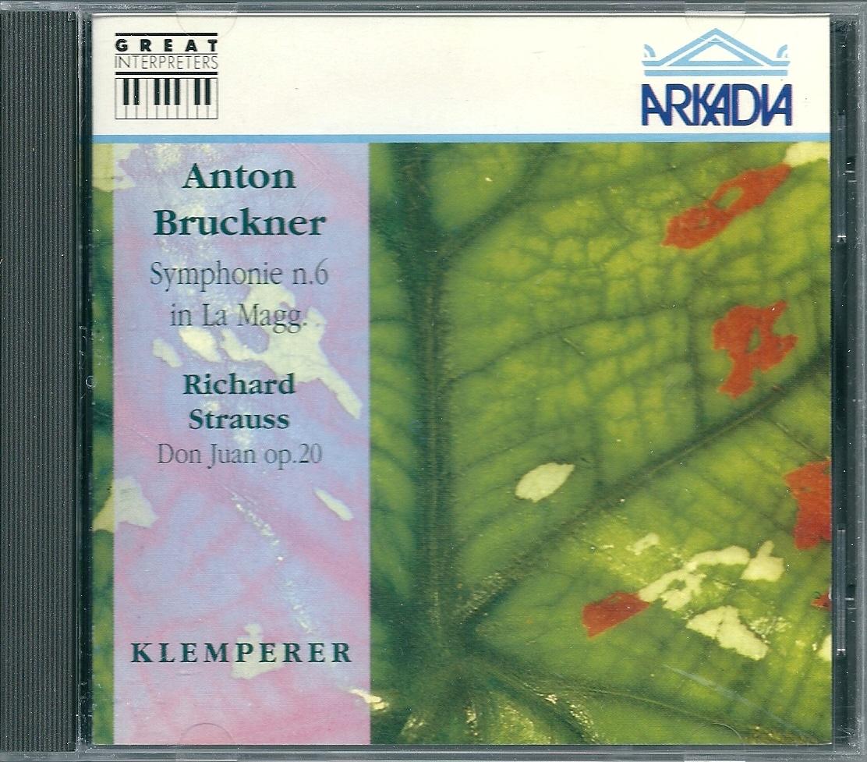 クレンペラー ブルックナー 交響曲第6番_画像1