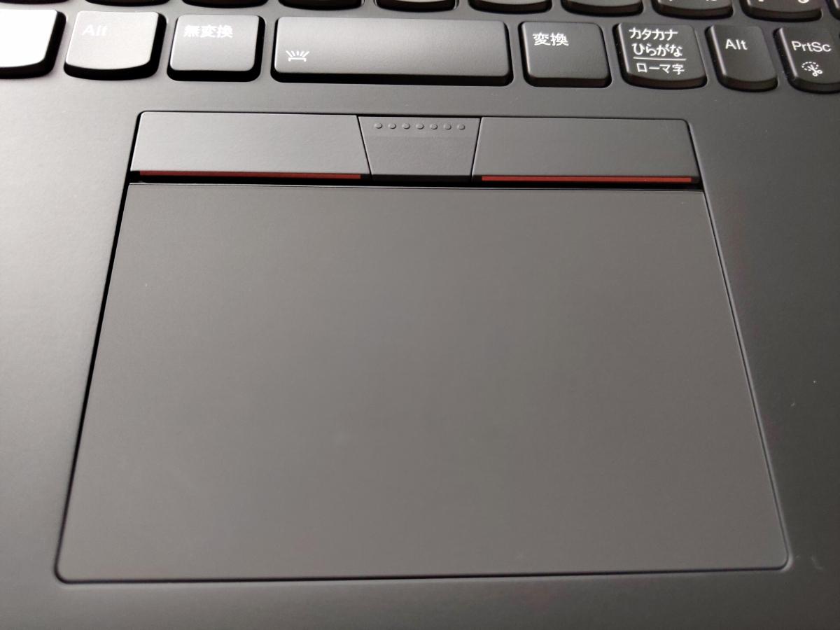 Lenovo ThinkPad X1 Yoga 2018 メモリ16Gb DDR3 2133MHz SSD PCIe M.2 512GB 14型WQHDタッチパネル液晶 WWANとNFC付! オプション保守_画像4