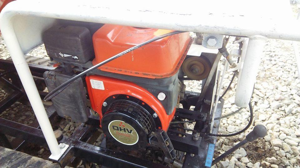 運搬車 油圧 ダンプ 500kg 各部動作します_画像3