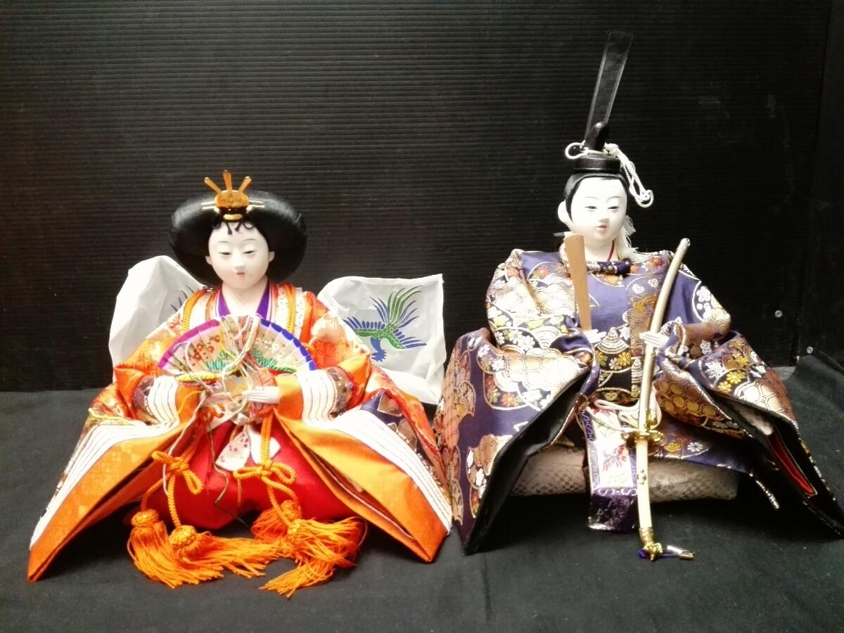 ひな祭り 雛壇 雛人形 6体_画像2