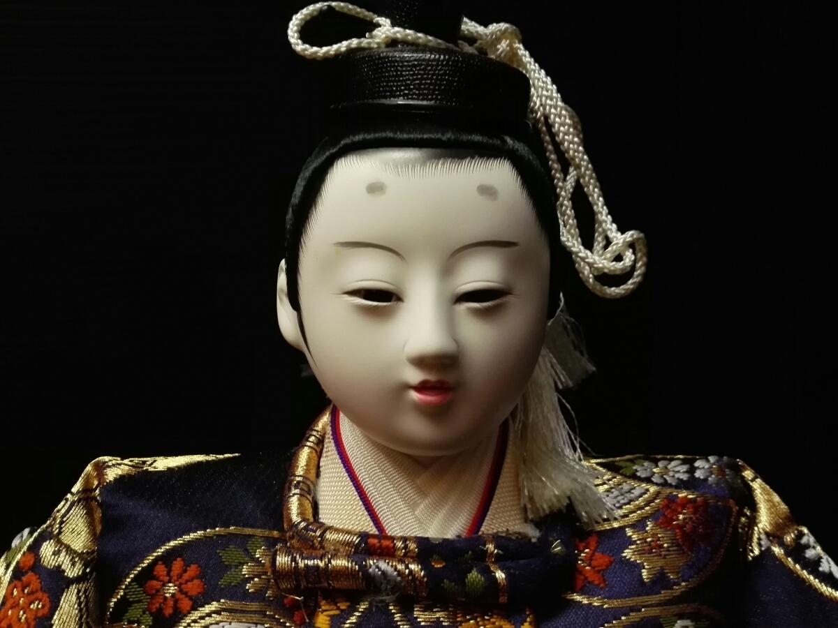 ひな祭り 雛壇 雛人形 6体_画像5