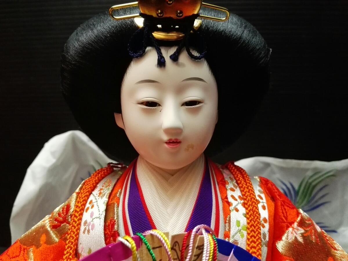 ひな祭り 雛壇 雛人形 6体_画像3