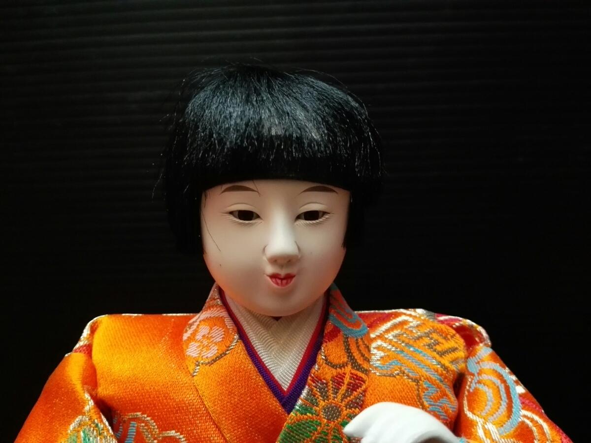 ひな祭り 雛壇 雛人形 6体_画像9
