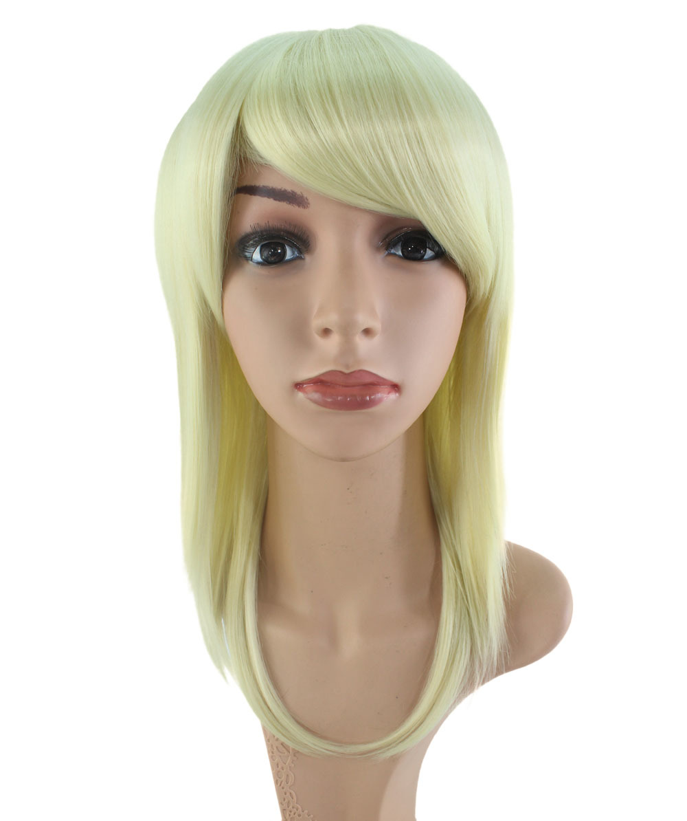 Ends! Great deals! Cosplay Wig*Wigs2you☆Platinum Blonde* platinum blonde*C-007*elegant feel*Halloween*banquets/events*community care*blond