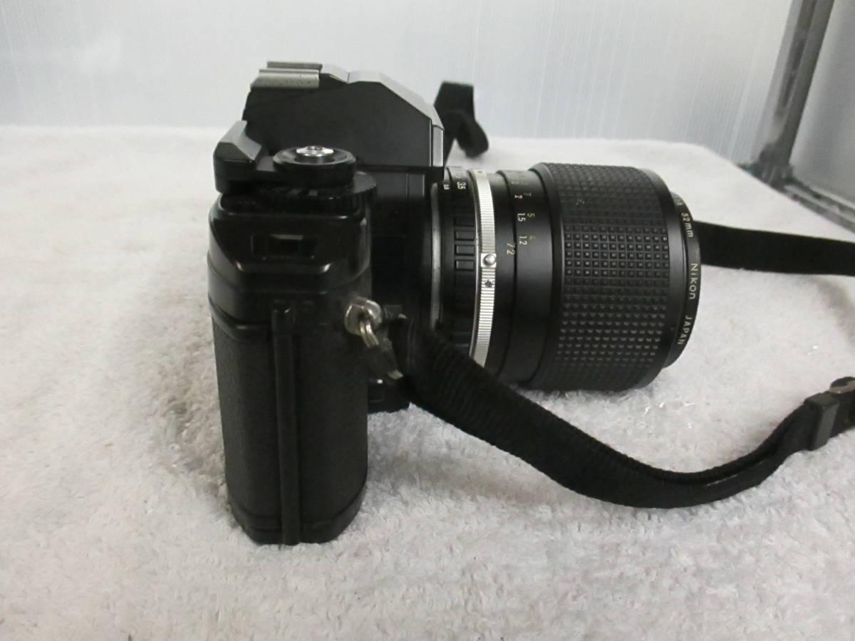 NIKON ニコン FG-20 カメラ LENS SERIES 36-72mm 1:3.5 レンズ 一眼レフ 中古 尾_画像5
