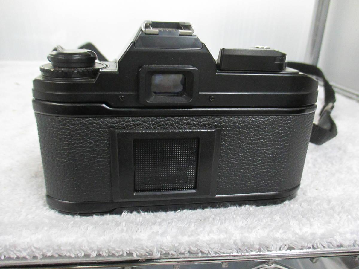 NIKON ニコン FG-20 カメラ LENS SERIES 36-72mm 1:3.5 レンズ 一眼レフ 中古 尾_画像6