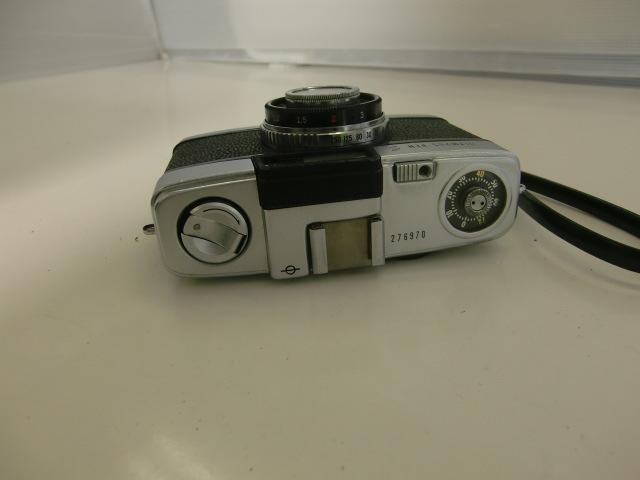 オリンパス OLYMPUS-PEN S カメラ D.Zuiko 1:2.8 f=3cm #鈴_画像3