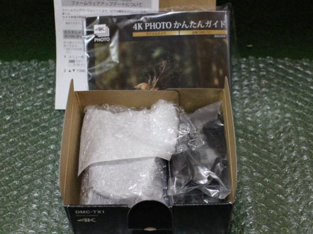 【新品】パナソニック LUMIX DMC-TX1-K ブラック デジタルカメラ_画像3