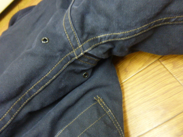 """FREEWHEELERS and COMPANY UNION SPECIAL OVERALLS1940s CIVILIAN MILITARY STYLE CLOTHING """"DECK JACKET""""n-1_画像8"""