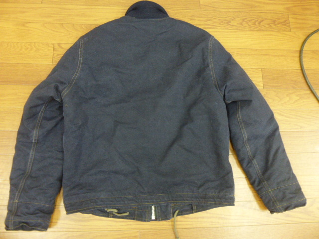 """FREEWHEELERS and COMPANY UNION SPECIAL OVERALLS1940s CIVILIAN MILITARY STYLE CLOTHING """"DECK JACKET""""n-1_画像9"""