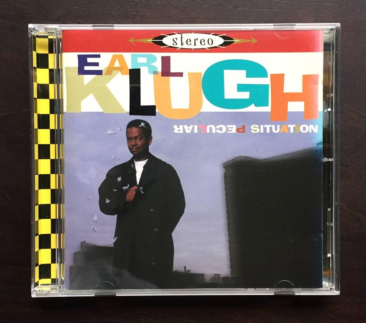 【CD】EARL KLUGH アール・クルー『 Peculiar Situation ピキュリア・シチュエーション 』1999年 ○温かなアコースティックギターアルバム_画像1