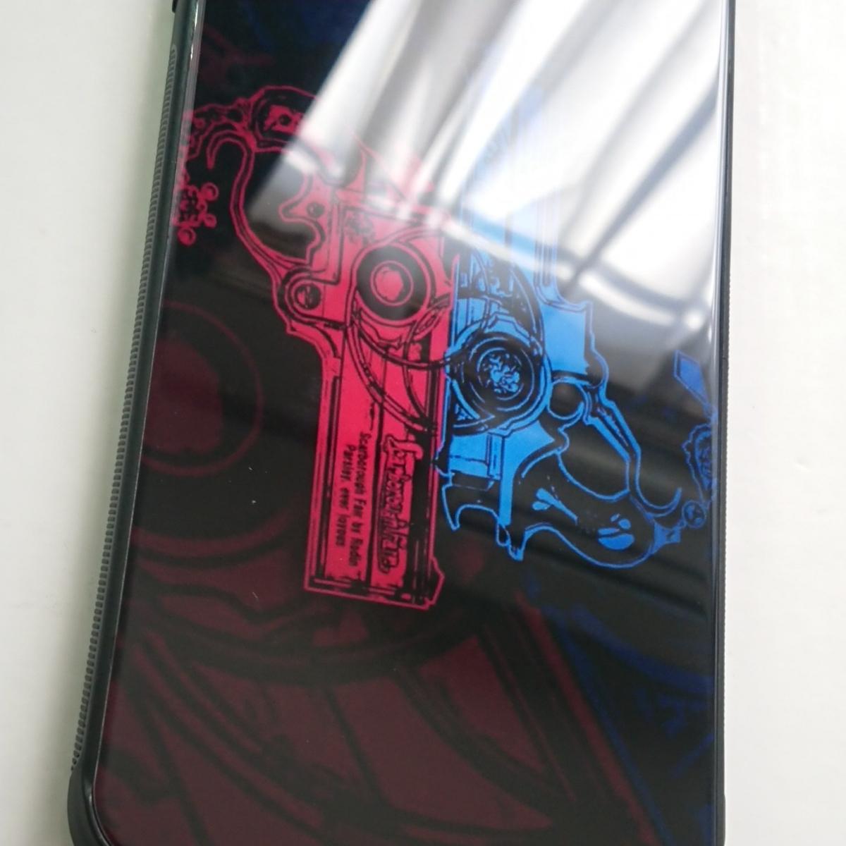 0540498875 代購代標第一品牌- 樂淘letao - ベヨネッタ2 BAYONETTA iPhoneケースアイフォンケースTPU素材強化ガラス高品質光沢有り iPhone 7plus 8plus対応