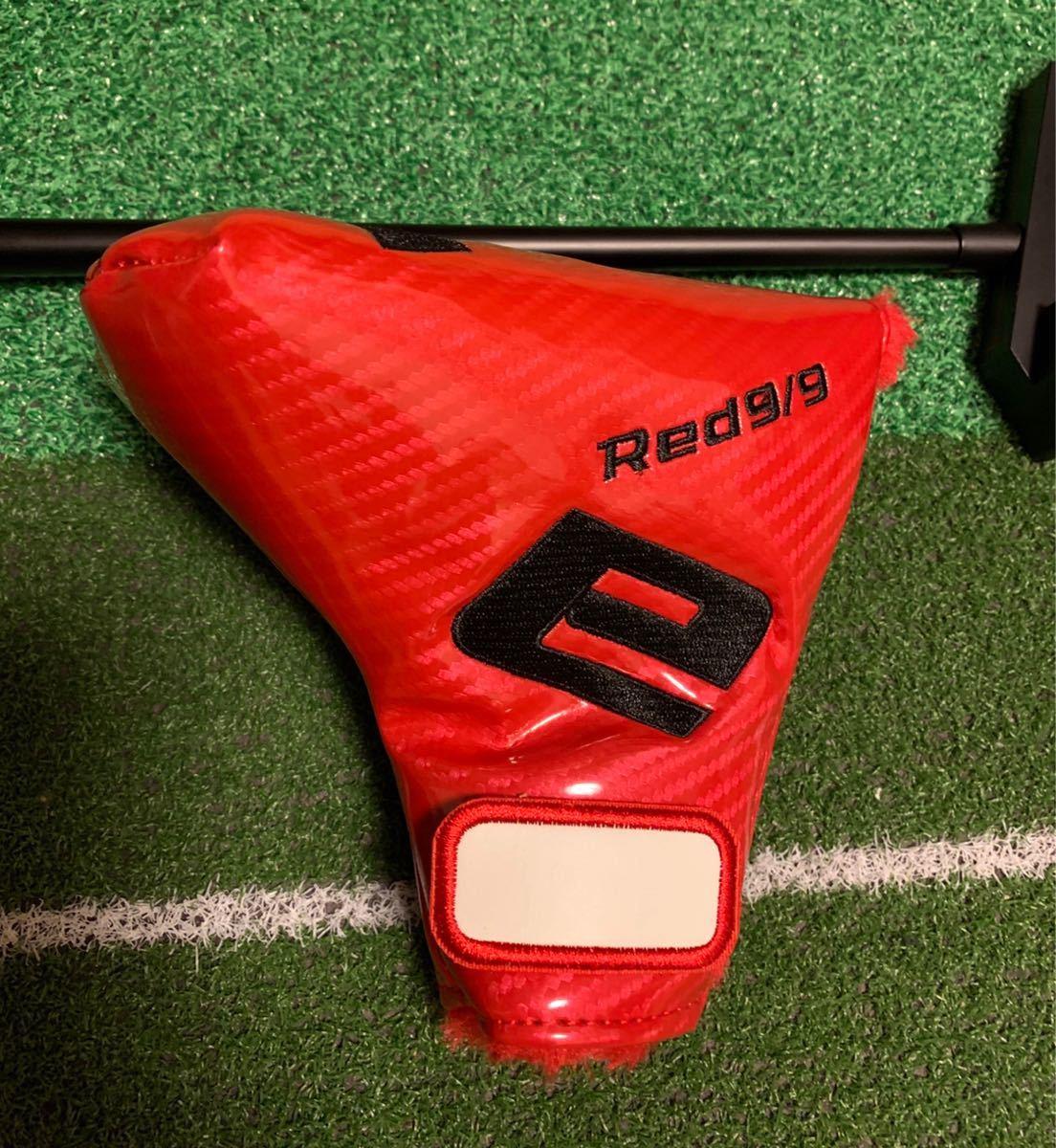 キャスコ kasco redパター9/9 RM-002 限定ブラック 新品同様_画像8