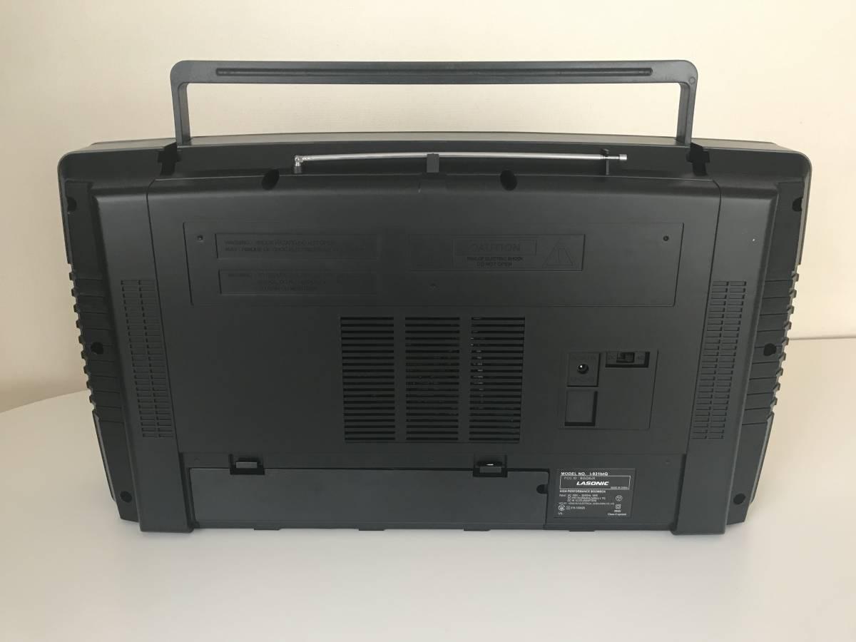 LASONIC i-931bt(ラソニック)/boombox/ラジオ・出力・Bluetooth_画像3
