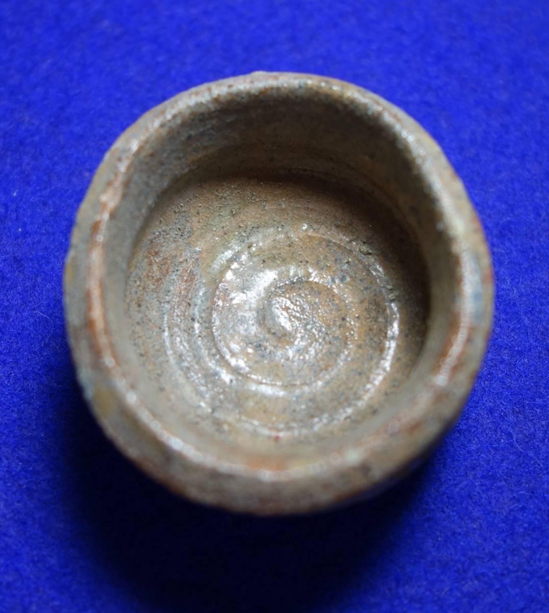 早期越州窯 鳥の餌入れ 陶磁器研究_画像2