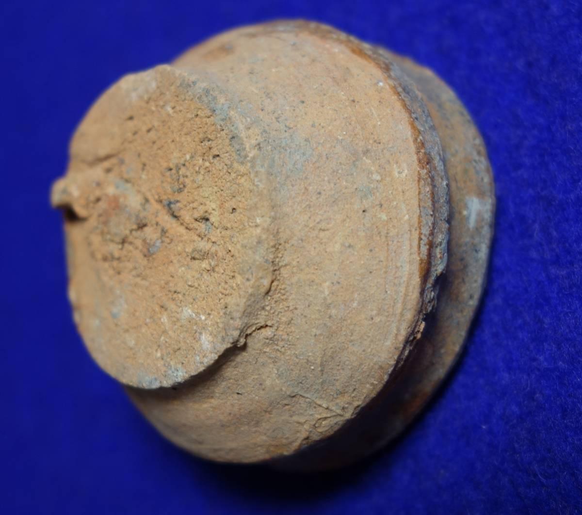 早期越州窯 鳥の餌入れ 陶磁器研究_画像8