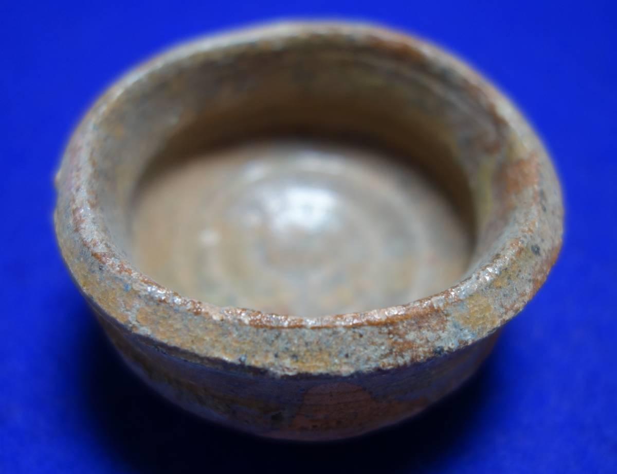 早期越州窯 鳥の餌入れ 陶磁器研究_画像4
