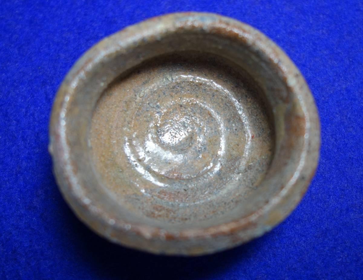 早期越州窯 鳥の餌入れ 陶磁器研究