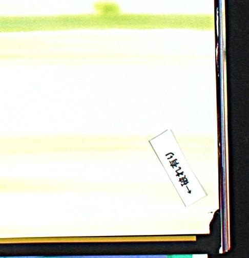 【未展示新品(難有り)】【宅配料込】1980s Animedia 超音戦士ボーグマンSonic Soldier Borgman Anice Farm&アニメ三銃士B2ポスター_画像10