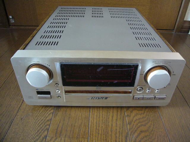 BOSE DVDレシーバー PLS-1510 ジャンク
