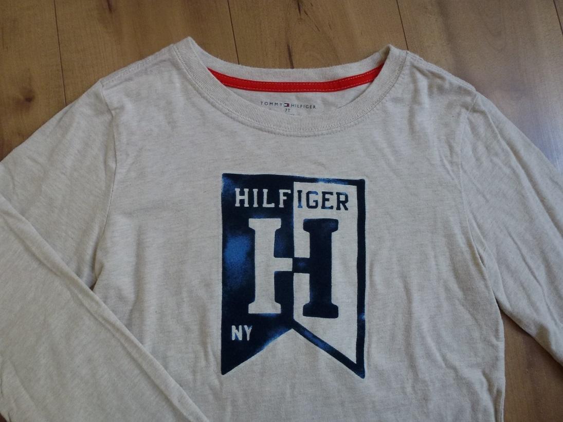 2ee70df9283d 代購代標第一品牌- 樂淘letao - TOMMY HILFIGERトミーヒルフィガー☆ロングTシャツ☆7T