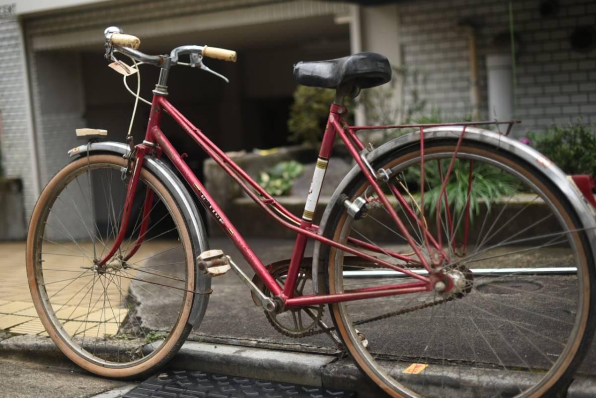 102780 ヴィンテージ 自転車  「HELIUM 」 MADE IN FRANCE レトロ ビンテージ  クラシック イギリス パシュレイ 東京杉並_画像10