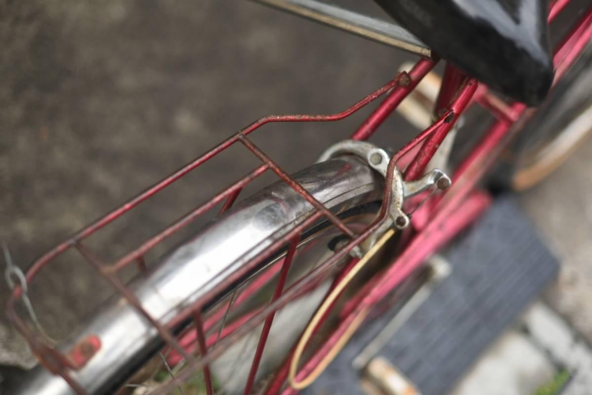 102780 ヴィンテージ 自転車  「HELIUM 」 MADE IN FRANCE レトロ ビンテージ  クラシック イギリス パシュレイ 東京杉並_画像6