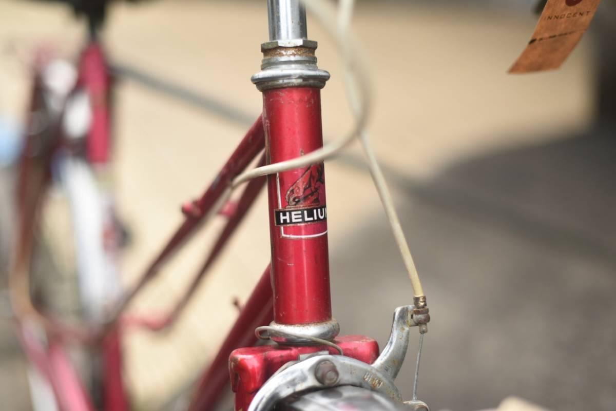 102780 ヴィンテージ 自転車  「HELIUM 」 MADE IN FRANCE レトロ ビンテージ  クラシック イギリス パシュレイ 東京杉並_画像4