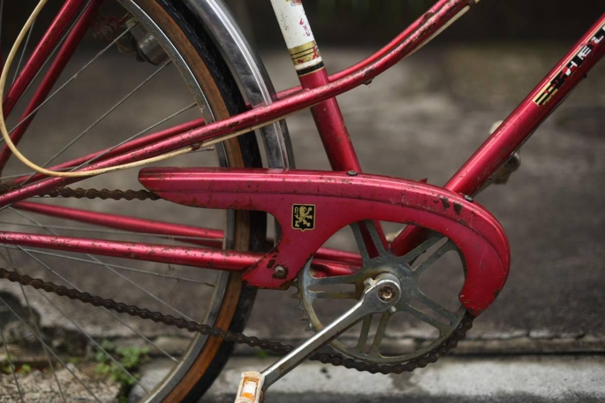 102780 ヴィンテージ 自転車  「HELIUM 」 MADE IN FRANCE レトロ ビンテージ  クラシック イギリス パシュレイ 東京杉並_画像2