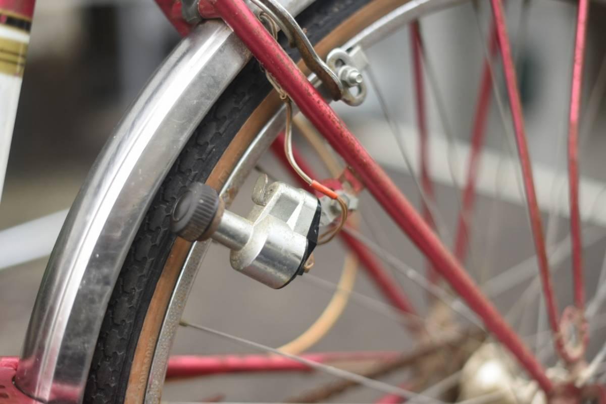 102780 ヴィンテージ 自転車  「HELIUM 」 MADE IN FRANCE レトロ ビンテージ  クラシック イギリス パシュレイ 東京杉並_画像8