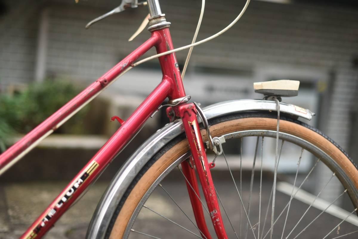 102780 ヴィンテージ 自転車  「HELIUM 」 MADE IN FRANCE レトロ ビンテージ  クラシック イギリス パシュレイ 東京杉並_画像3