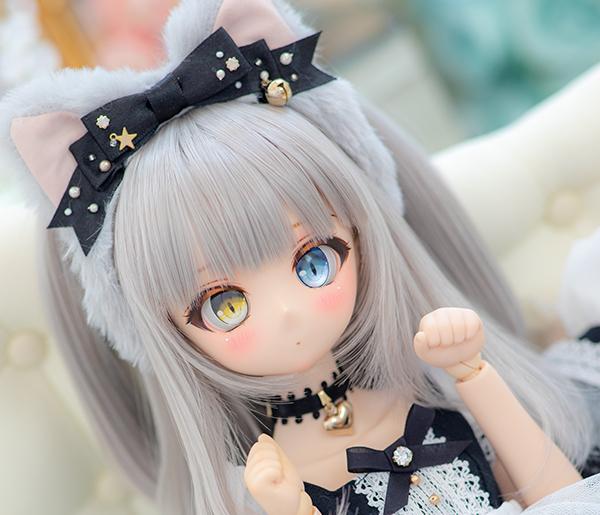 DDH-01 カスタムヘッド ノーマル肌(難あり) ~Kitty ~ RonshukaCouture_画像4