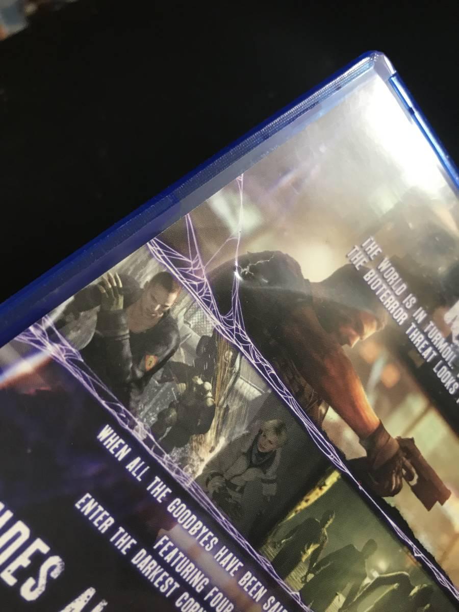 Resident Evil6 海外輸入盤_画像4