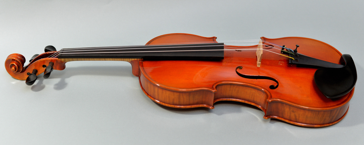【希少品】Labeled Karl Hofner 4/4バイオリン Schoenbach Bohemia 1929 調整済み フィッティングパーツ新品交換済み