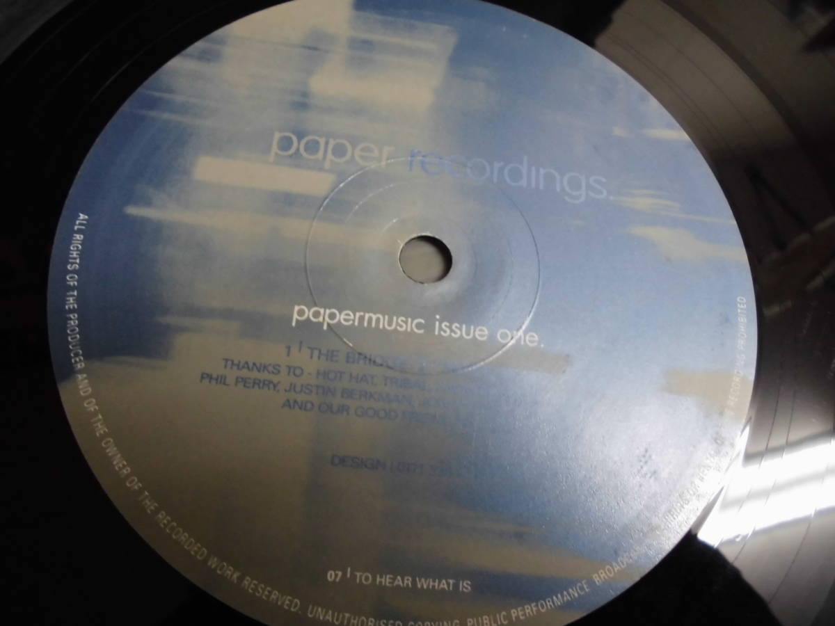 PAPERMUSIC/ISSUE ONE/2559_画像2