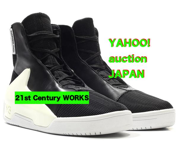 Y-3 16SS HAYWORTH MID ブーツ スニーカー 黒 27.5_画像6