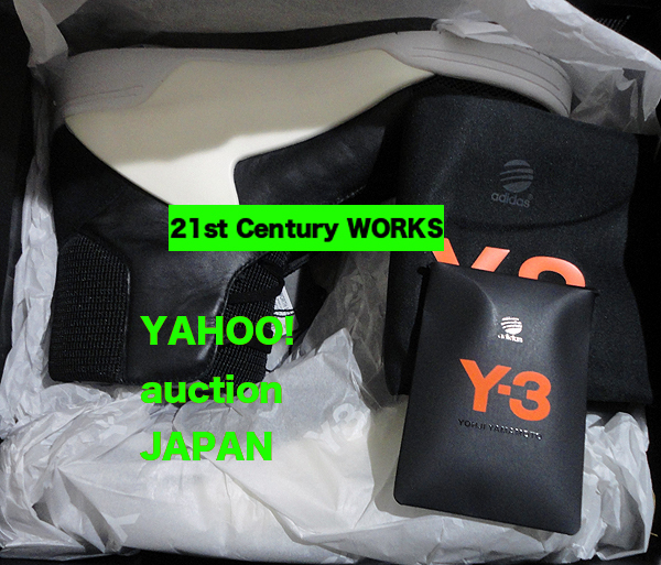 Y-3 16SS HAYWORTH MID ブーツ スニーカー 黒 27.5_画像9
