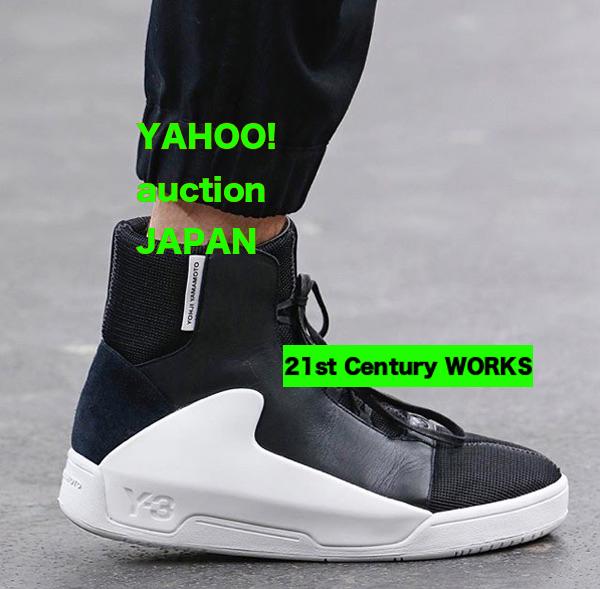 Y-3 16SS HAYWORTH MID ブーツ スニーカー 黒 27.5_画像1