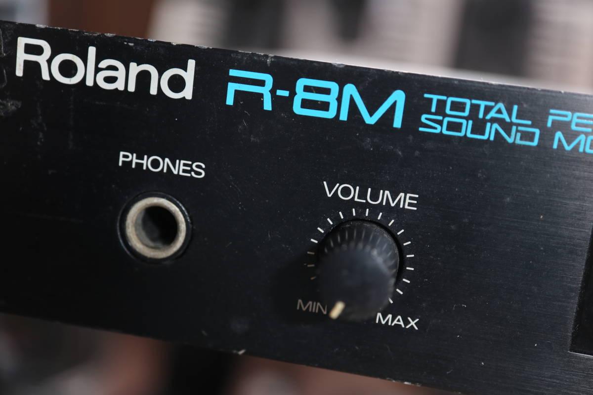 Roland R-8M 整備済品_画像4