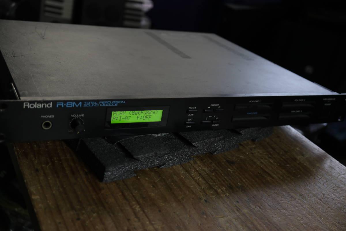 Roland R-8M 整備済品_画像3